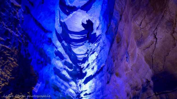 La grotte de Baume
