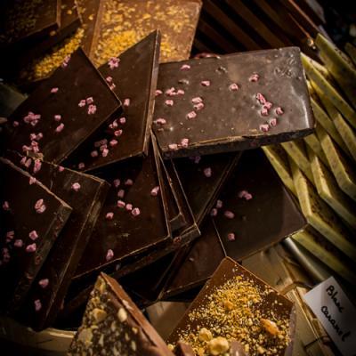 Un petit morceau de chocolat ?!