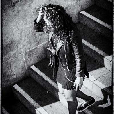 Street photography - Prise de tête