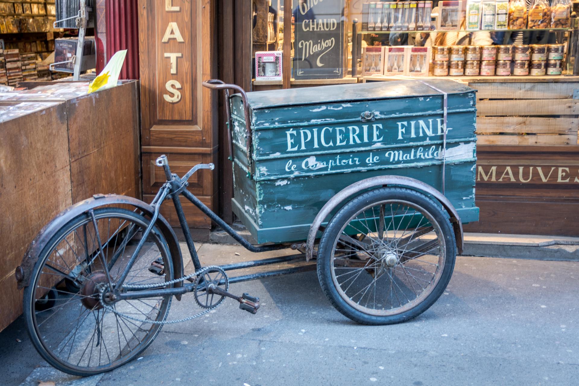 Street photography - Epicerie fine