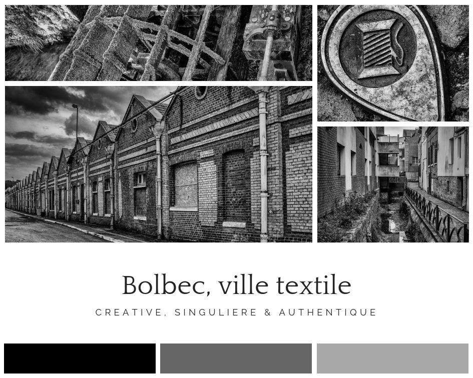 #Bolbec, ville textile