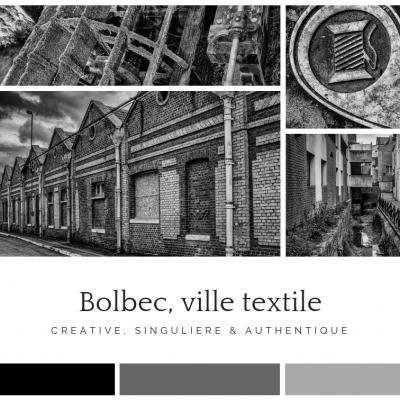 Bolbec, Ville textile
