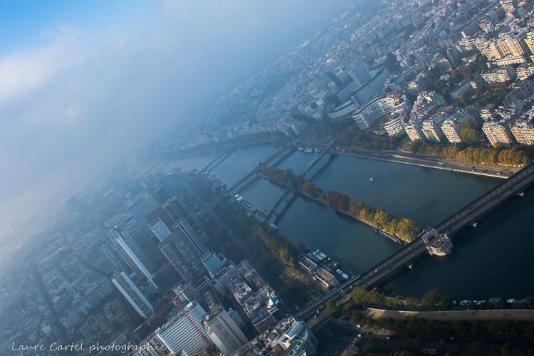 La Seine et ses ponts