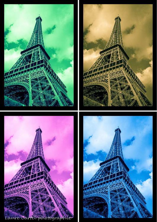 Pop Eiffel (délire créatif)