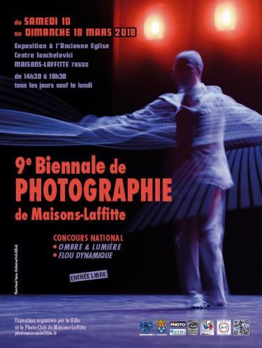 9e biennale de photographie de Maisons-Laffitte