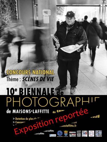 10e biennale de photographie de Maisons-Laffitte
