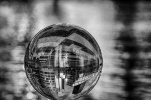 La defense bubble