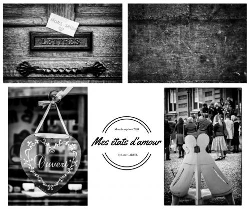 Laure cartel projet auteur mes etats damour marathon photo