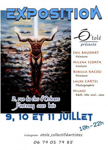 Otole expo 9 au 11 juillet 2022