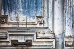 Porte bleue lille